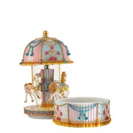 Carousel Musical Chevaux Boite 2564