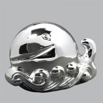 Tirelire Baleine Daniel Cregut 1612